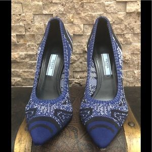 Prada Knit Pumps 36/ 6B